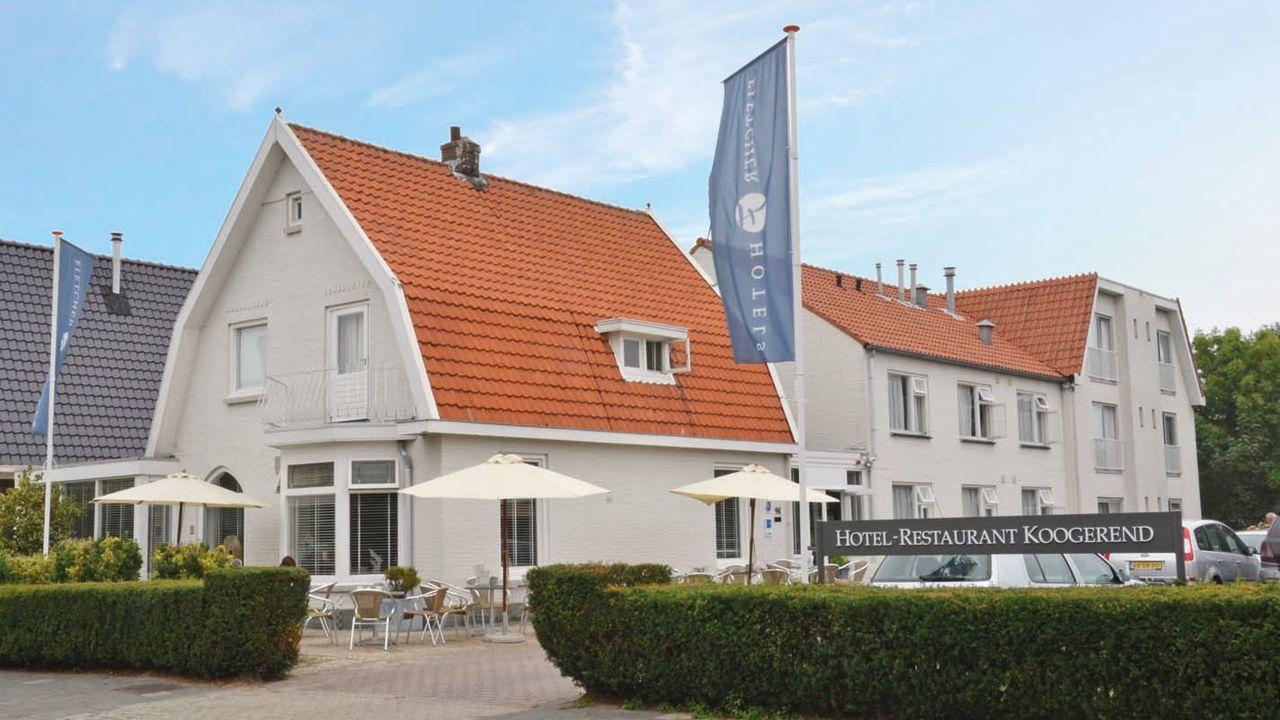 Fletcher Hotel Restaurant Koogerend Den Burg Texel