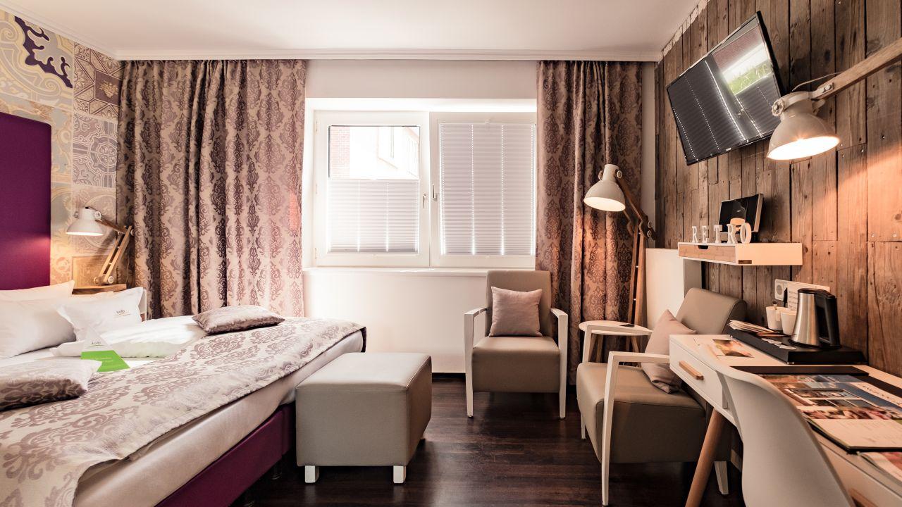 Hotel garni retro design langeoog holidaycheck for Designhotel deutschland