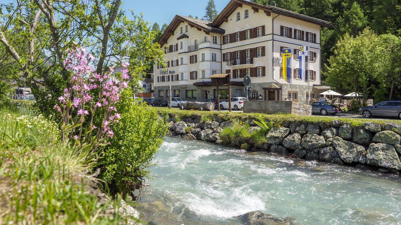 Hotel Maria Fex Holidaycheck Kanton Graubunden Schweiz