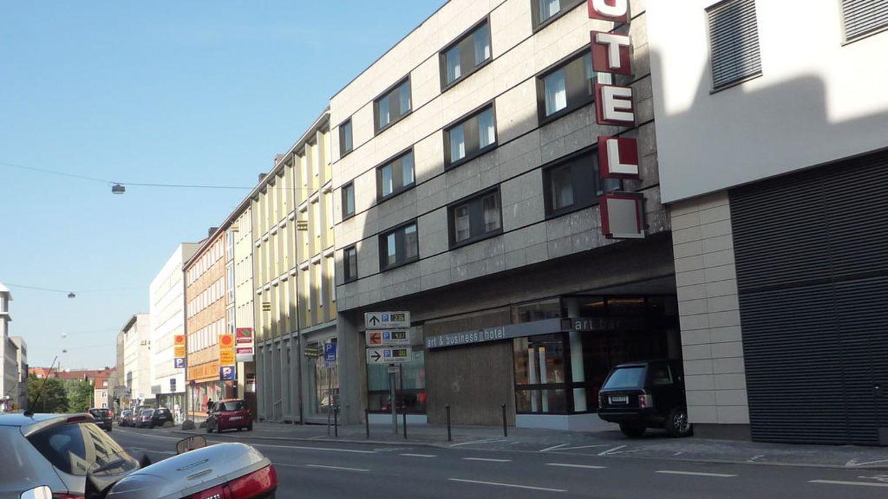 art business hotel n rnberg holidaycheck bayern deutschland. Black Bedroom Furniture Sets. Home Design Ideas