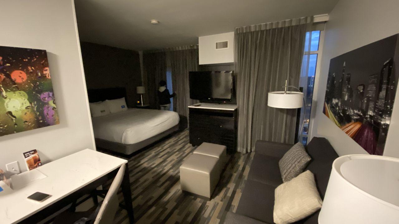 Hotel Hyatt House Charlotte (Charlotte) • HolidayCheck (North ...