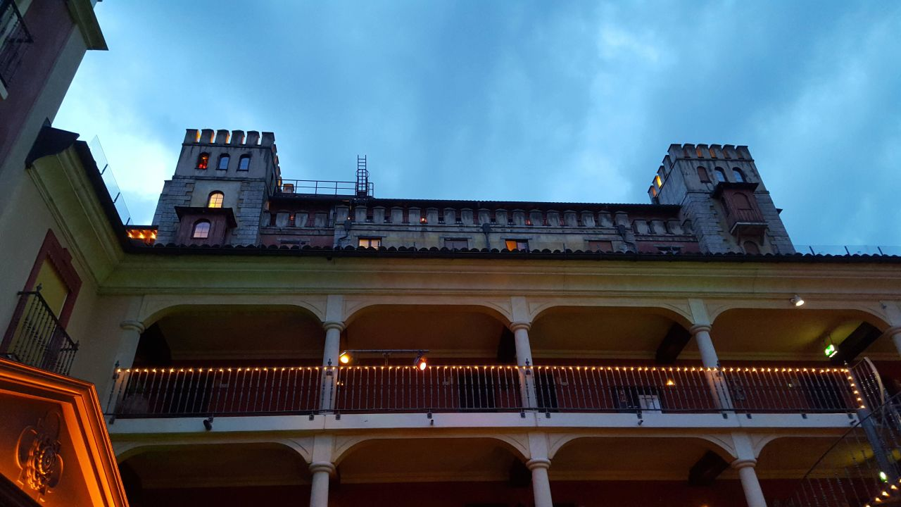Hotel Castillo Alcazar Europa-Park