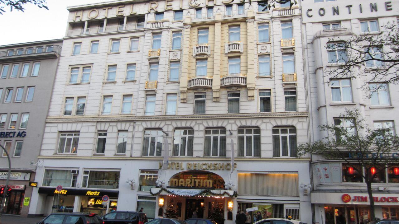 Hamburg Maritim Hotel