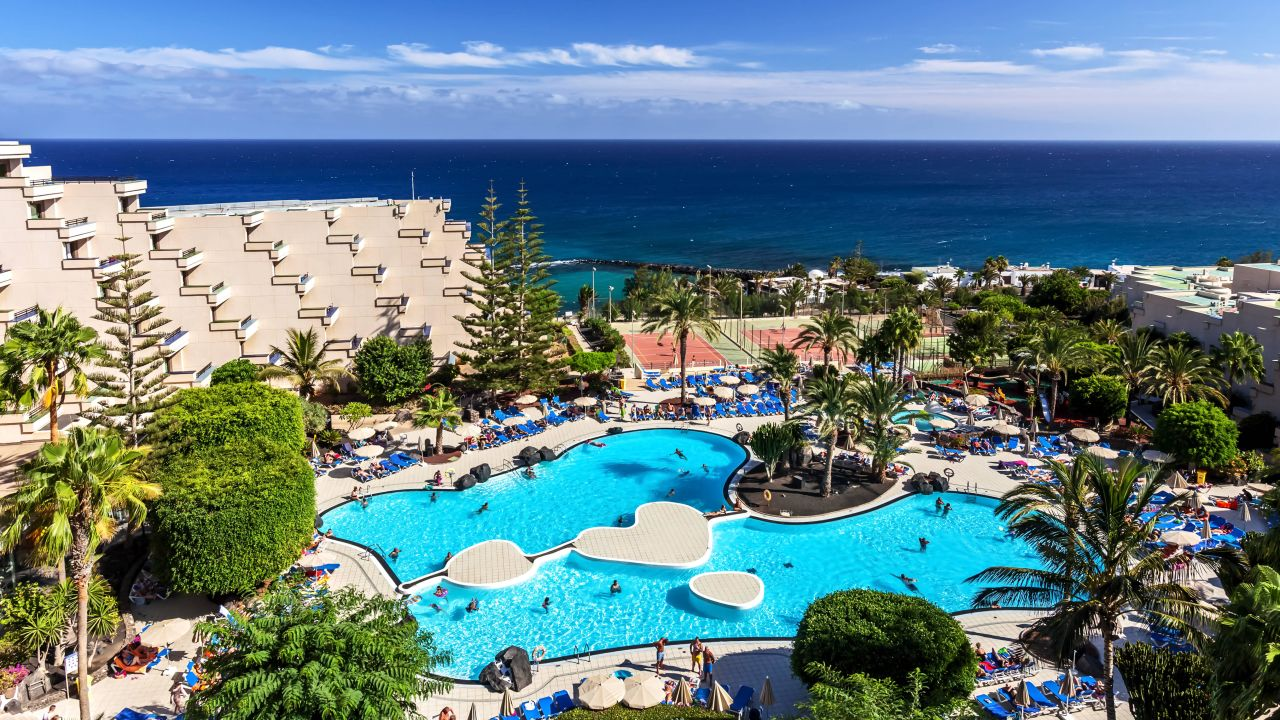 Hotel Occidental Lanzarote Playa In Costa Teguise