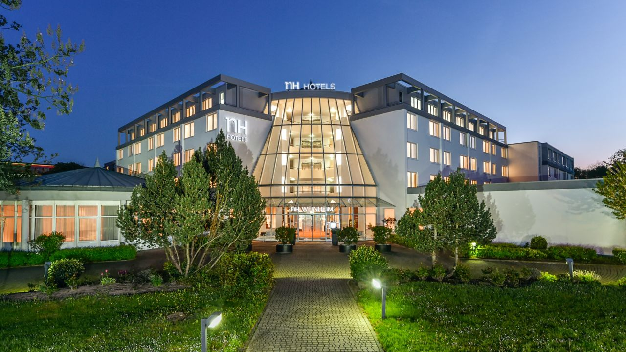 Www Hotel Nh Weinheim
