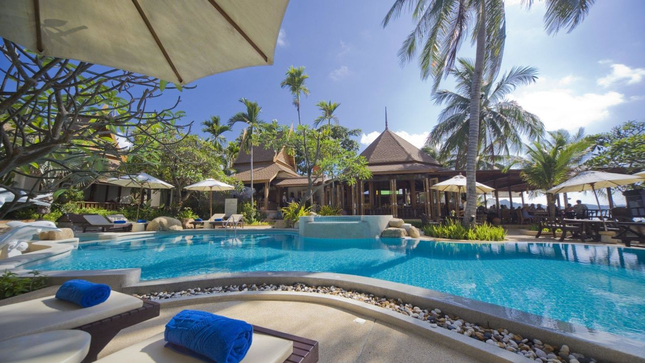 Centara Grand Beach Resort Koh Samui Reviews