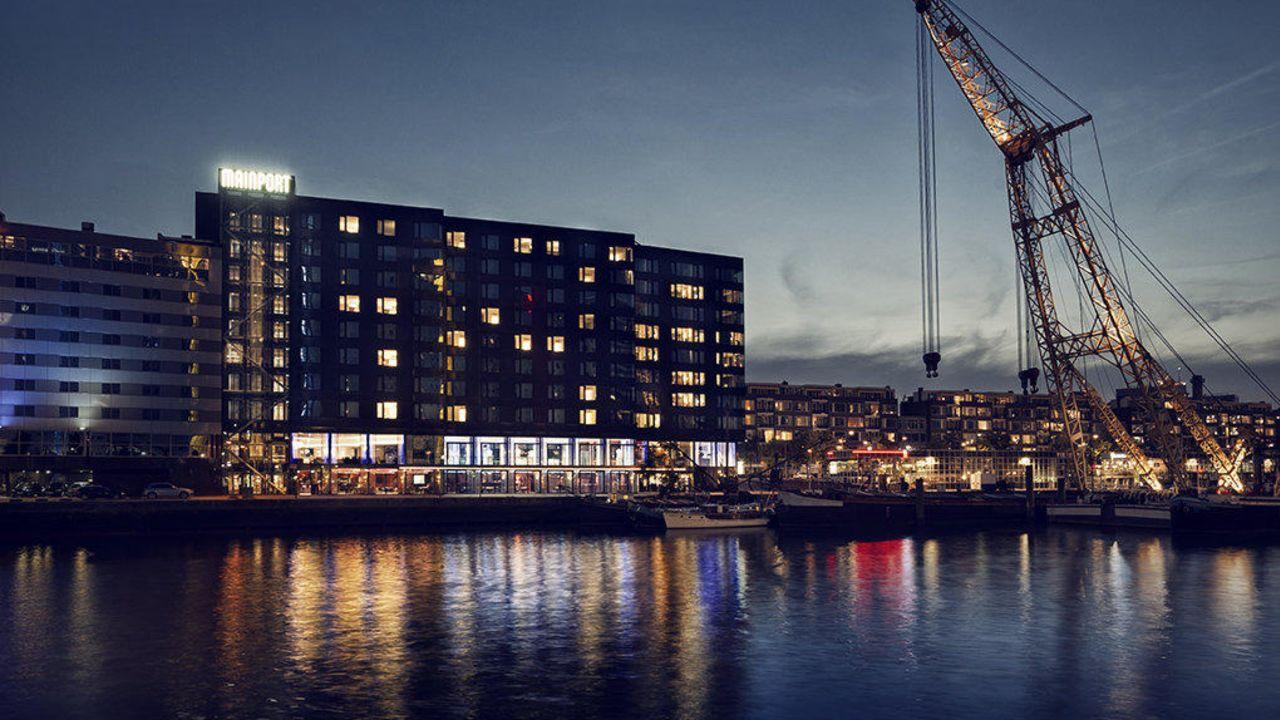 Mainport design hotel rotterdam holidaycheck for Design hotel niederlande