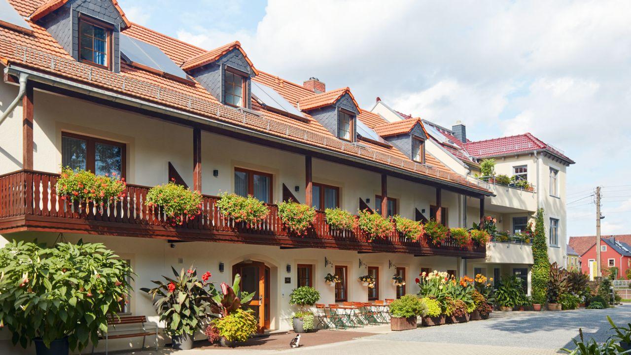 Hotel garni Sonnenhof (Moritzburg) • HolidayCheck (Sachsen ...