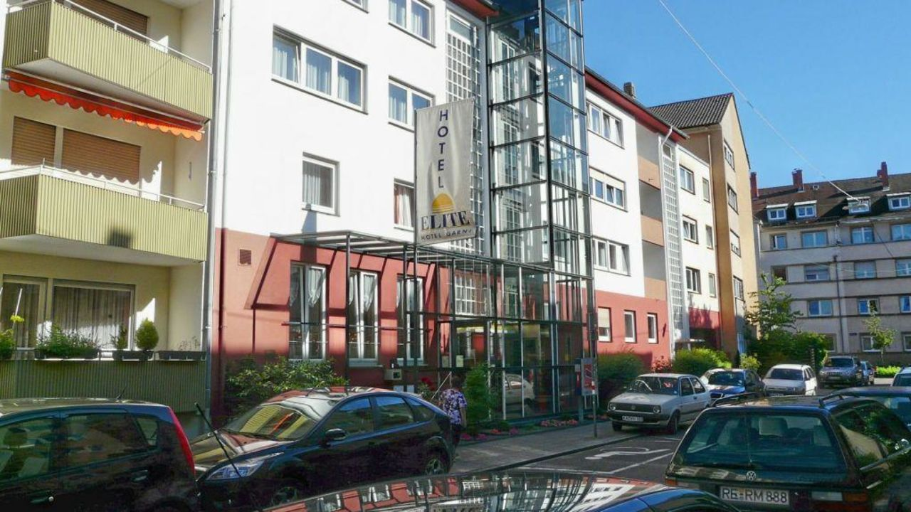 Hotel Elite Karlsruhe Bewertungen