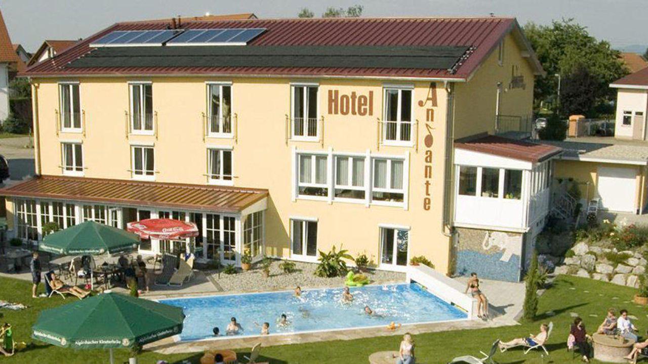 Apollon Hotel Rust Bewertung