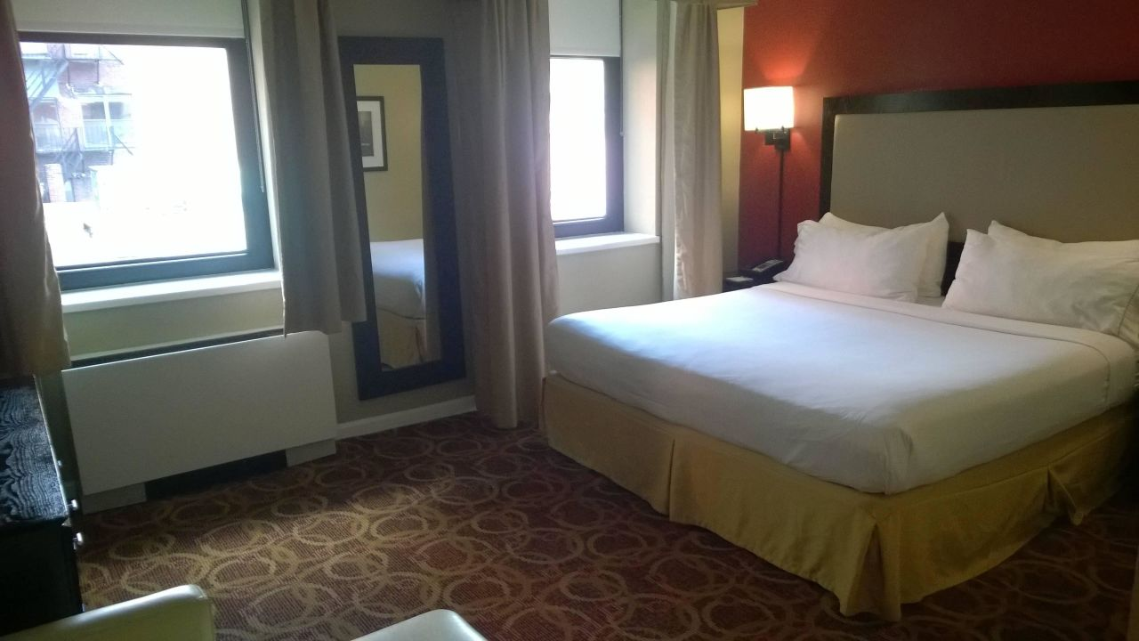 Hotel Holiday Inn Express Suites Boston Garden Boston