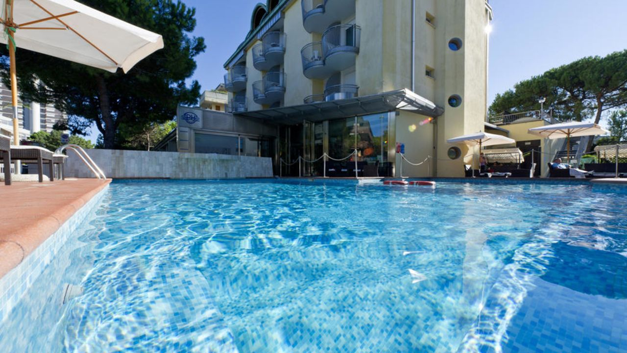 Italien Hotel Lignano