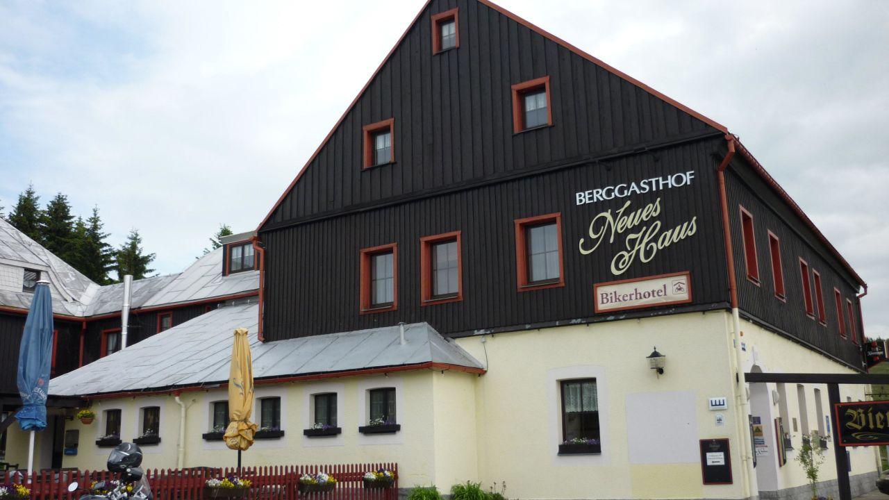Hotel Berggasthof Neues Haus Oberwiesenthal