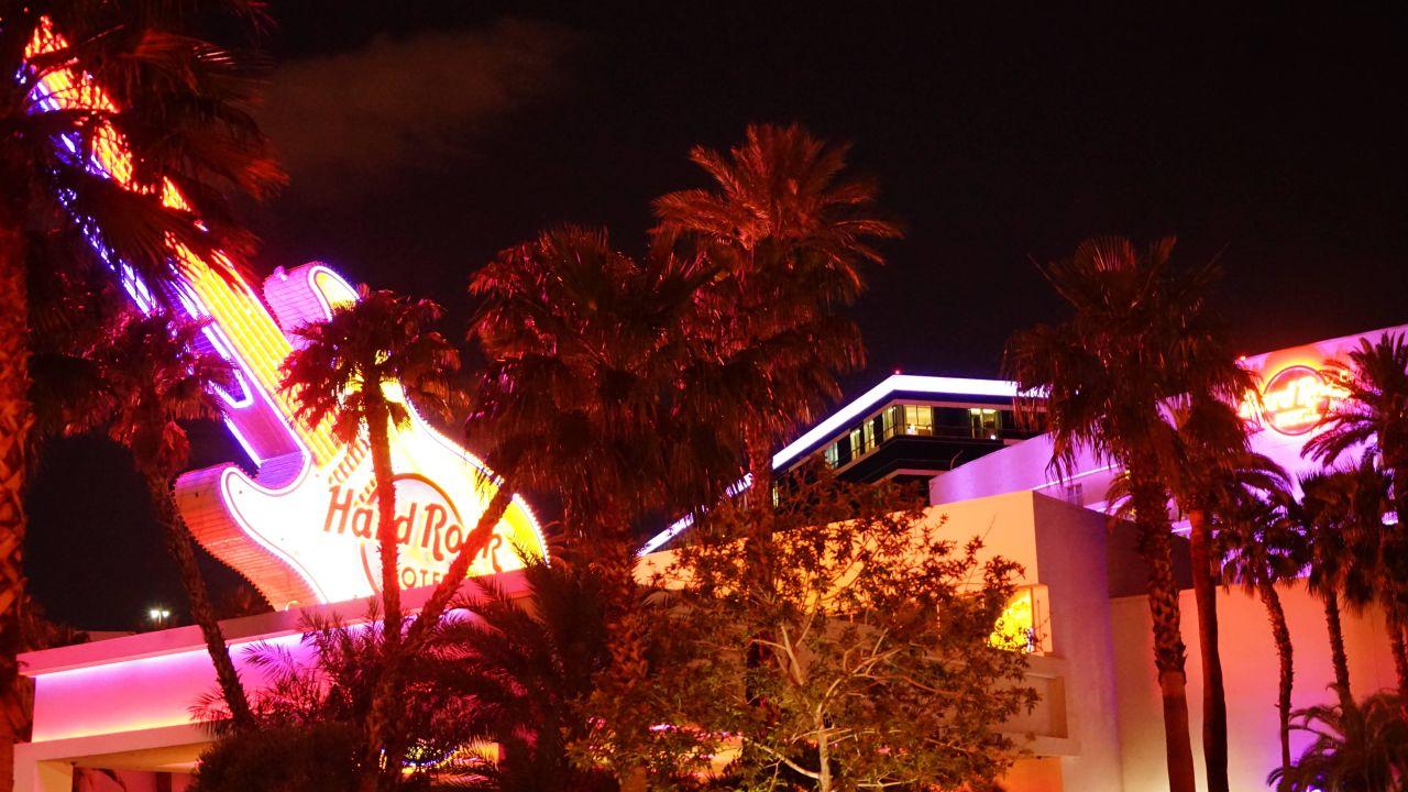 Flamingo hotel las vegas bei nacht aus dem heliopter - 087b0fec 9631 34f4 9bcb 7c2b987c8608