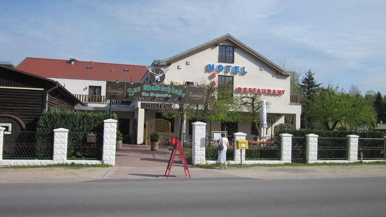 Hotel Zur Waldschänke (Wandlitz) • HolidayCheck (Brandenburg ...