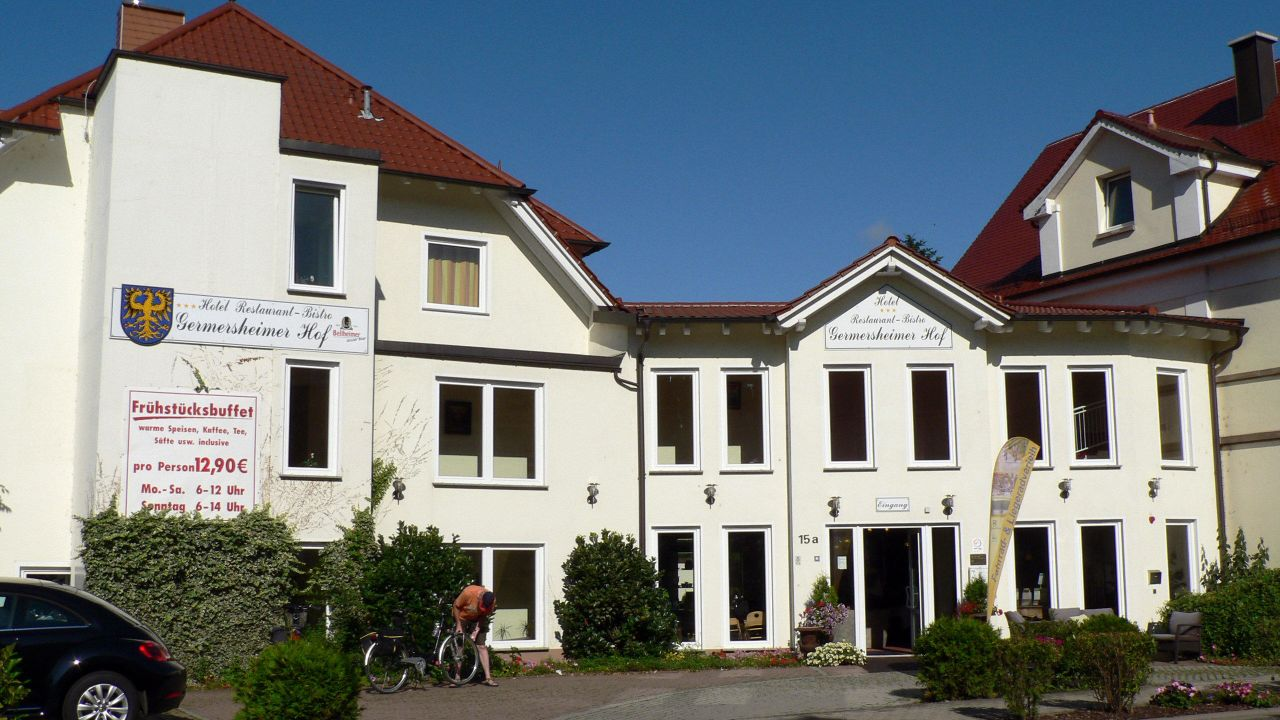 Hotels In Germersheim Deutschland