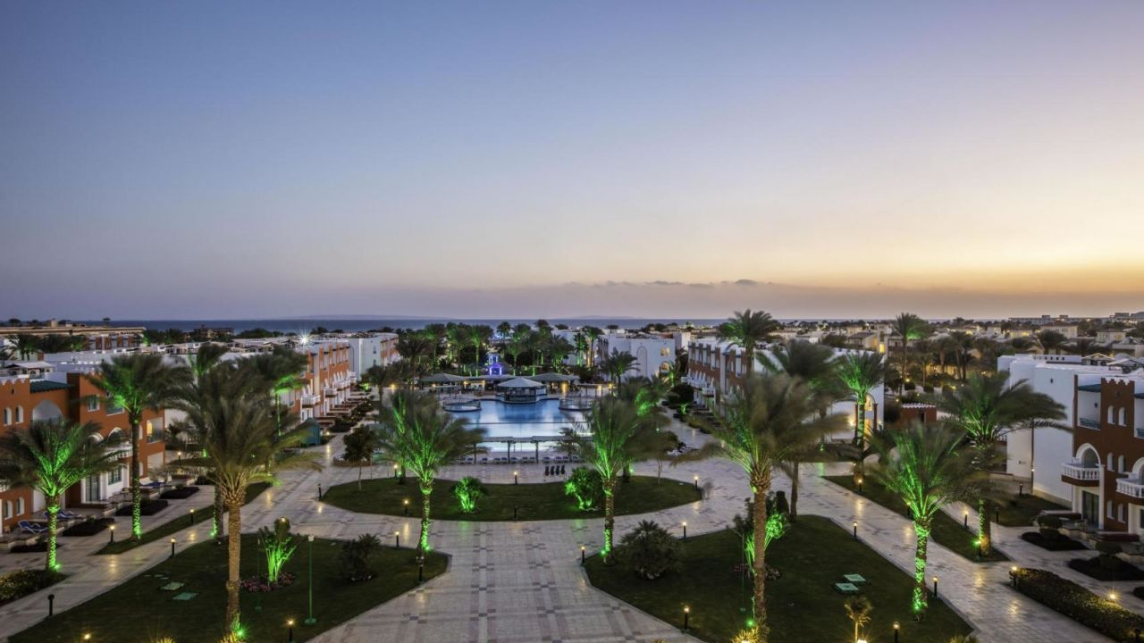 Hotel Sunrise Select Mamlouk Palace Resort Hurghada