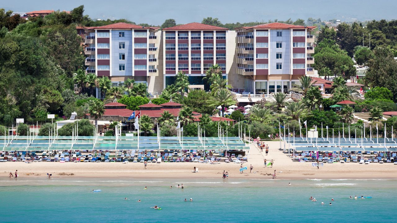 Hotel Terrace Beach Resort Side Kumkoy Holidaycheck Turkische Riviera Turkei