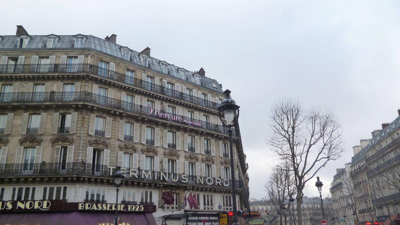 Hotel mercure terminus nord paris holidaycheck for Frankreich hotel paris