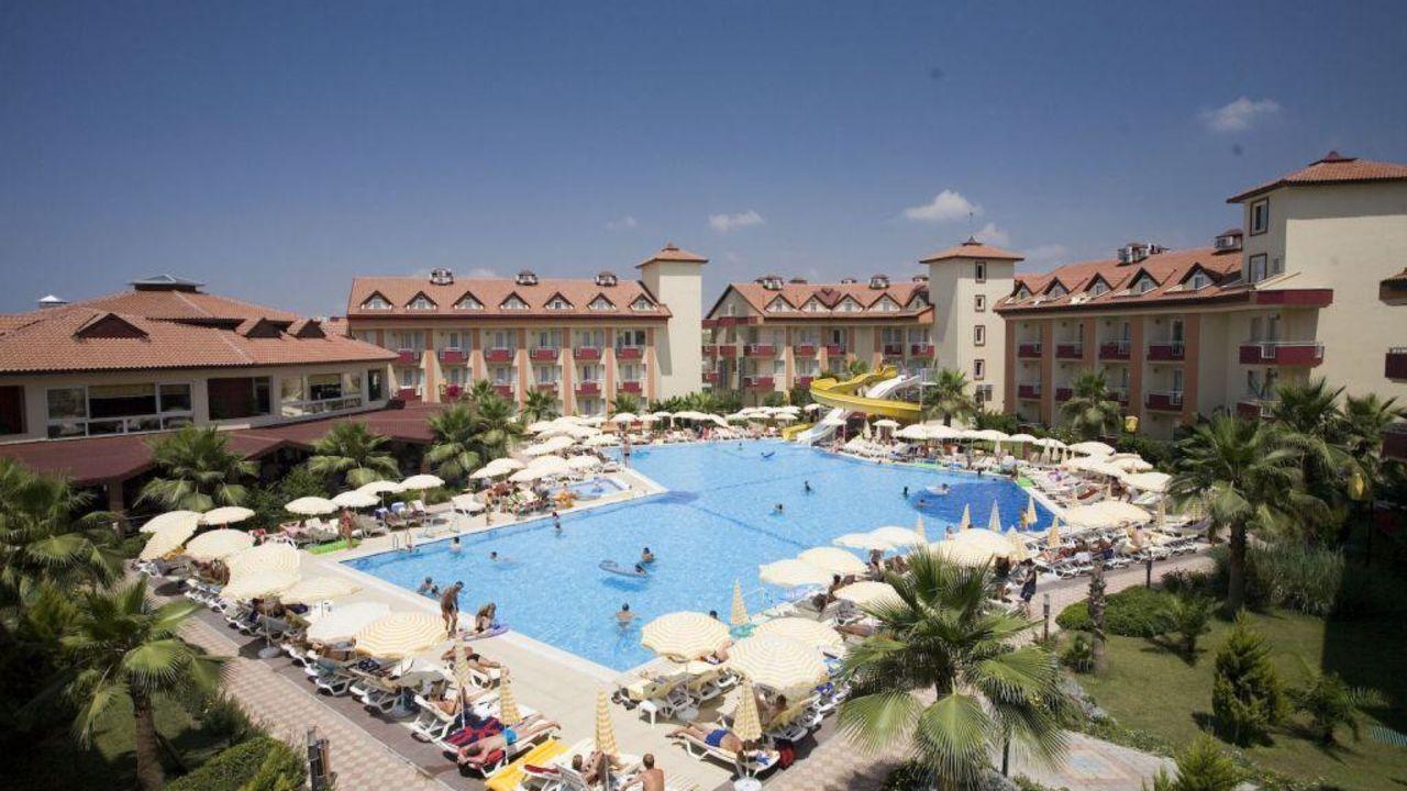 Hotel Orfeus Park In Colakli Holidaycheck T 252 Rkische
