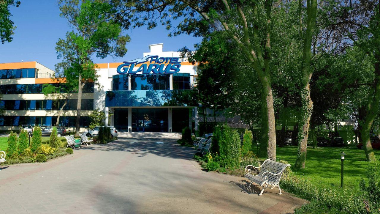 Hotel Glarus Beach Bulgarien Sonnenstrand