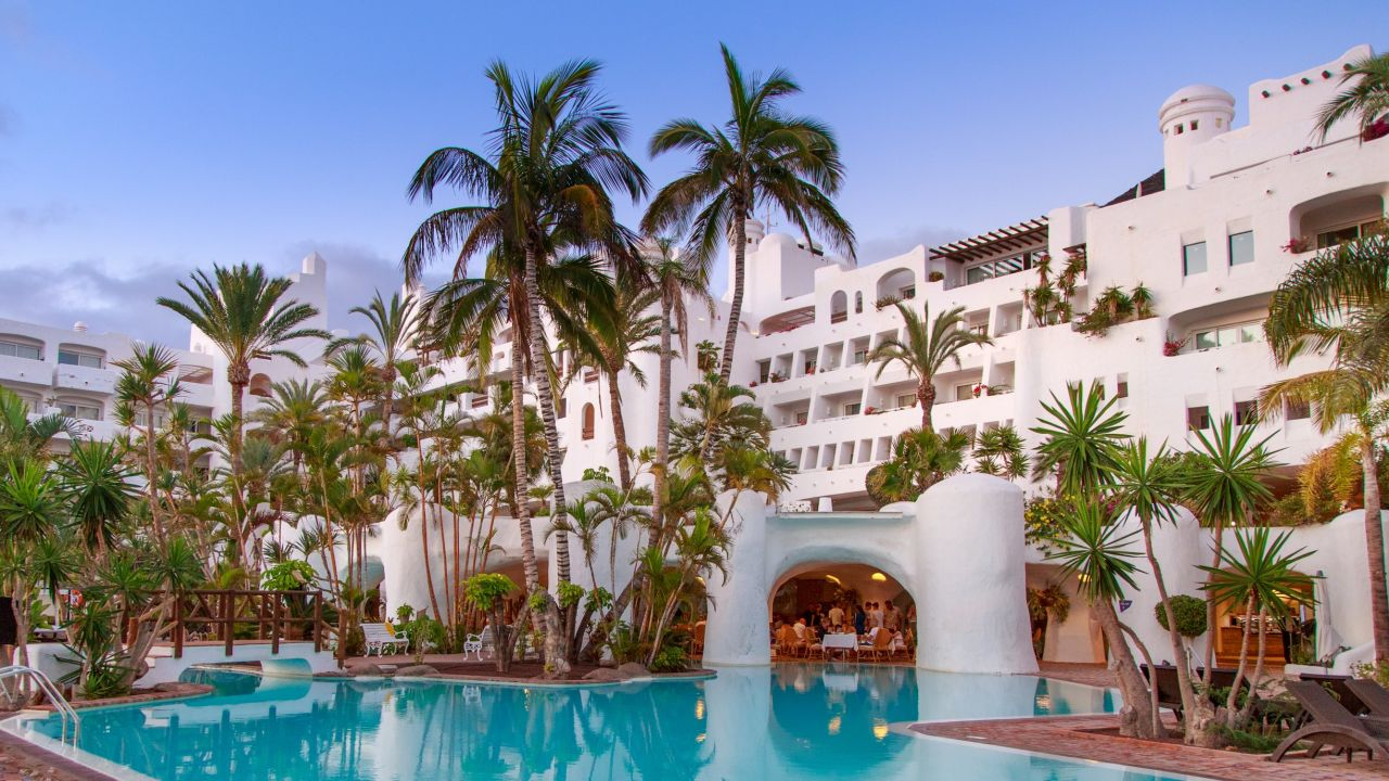 Hotel Jardin Tropical (Costa Adeje) • HolidayCheck ...