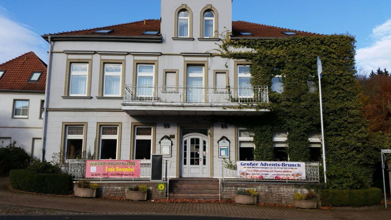 Hotel Hüllhorst hotel wittekindsquelle bad oeynhausen holidaycheck nordrhein