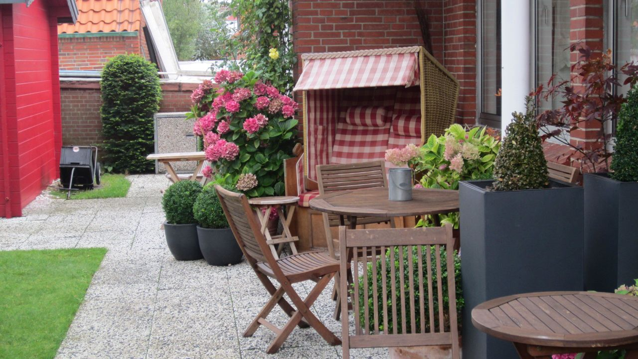 Ferienwohnungen Haus Wangerooge in Juist • HolidayCheck