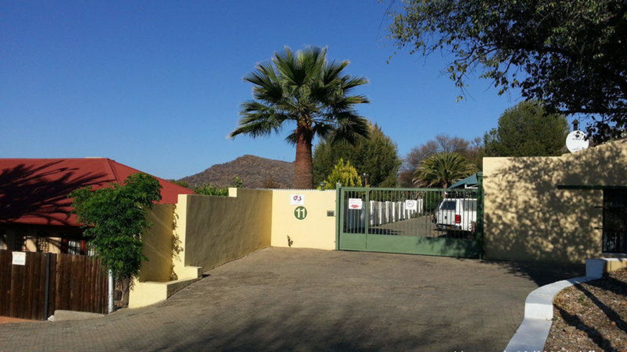 Hotel Pension Christoph Windhoek