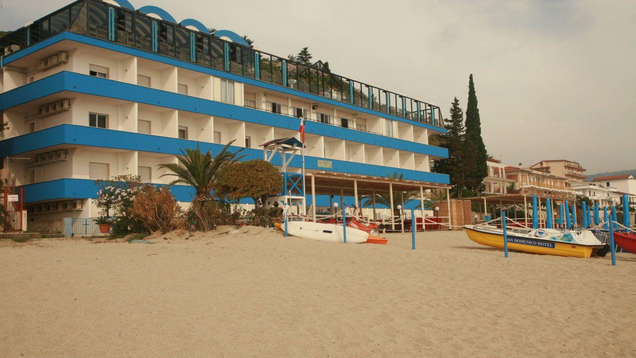 Kalabrien Hotel San Domenico