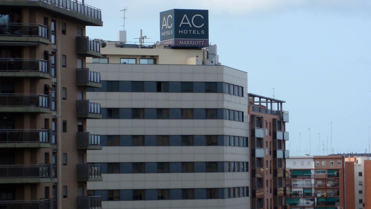 Ac Hotel Valencia By Marriott Valencia Holidaycheck Valencia