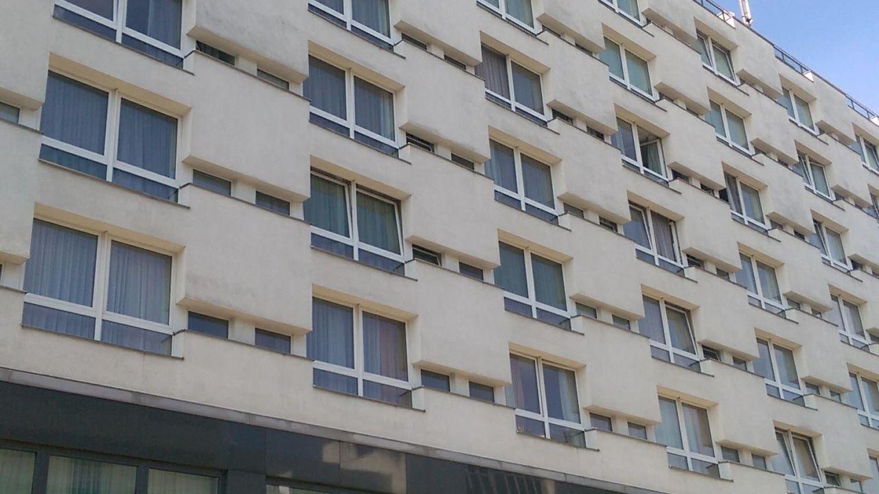 Nh Hotel Berlin City Wesr