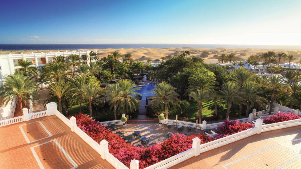 Hotel Riu Palace Maspalomas Playa Del Ingles Spanien
