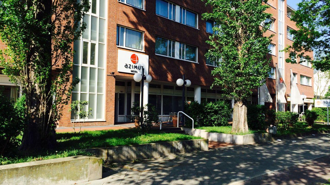 Azimut Hotel Berlin City South Bewertung