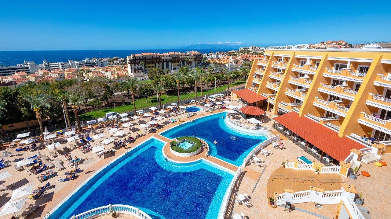 Kleiner Kühlschrank Real : Chatur playa real costa adeje u holidaycheck teneriffa spanien