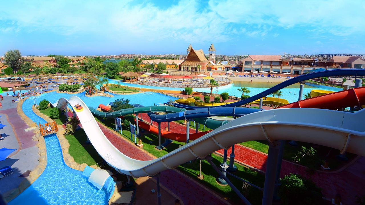 Waterpark Jungle. Hurghada - a paradise in Egypt 85