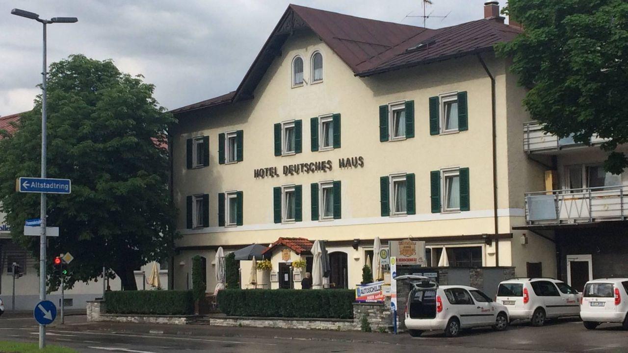Hotel deutsches haus anno 1898 sonthofen holidaycheck bayern deutschland for Hotel in sonthofen