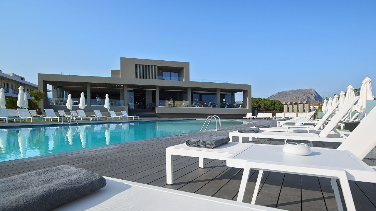 Elysium boutique hotel in analipsi holidaycheck kreta for Design boutique hotel kreta