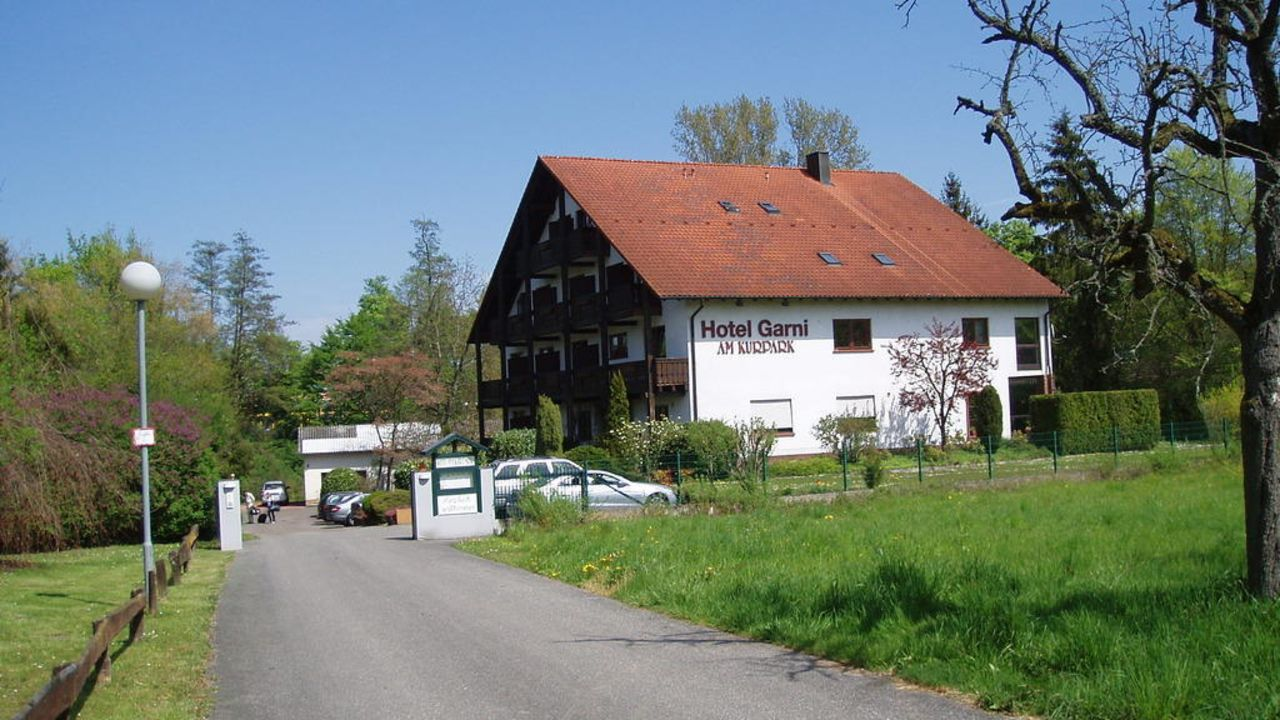 Hotel Am Kurpark Bad Schonborn