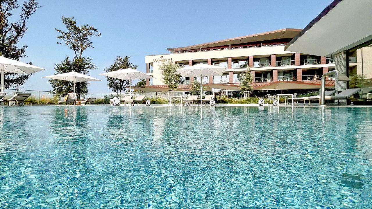 Upstalsboom Wellness Resort Südstrand (Wyk auf Föhr ...