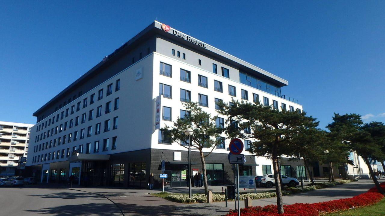 A Ja Gromitz Das Resort Gromitz Holidaycheck Schleswig