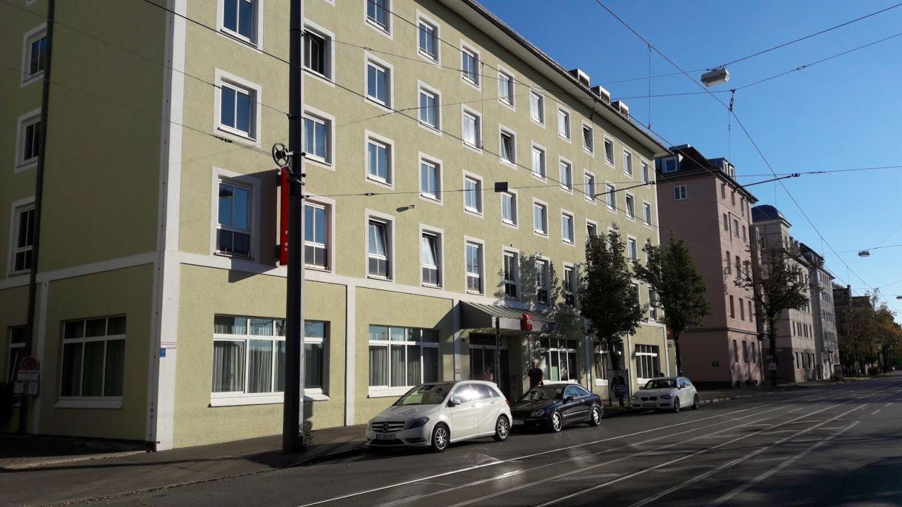 Hotel Ibis Konigsplatz