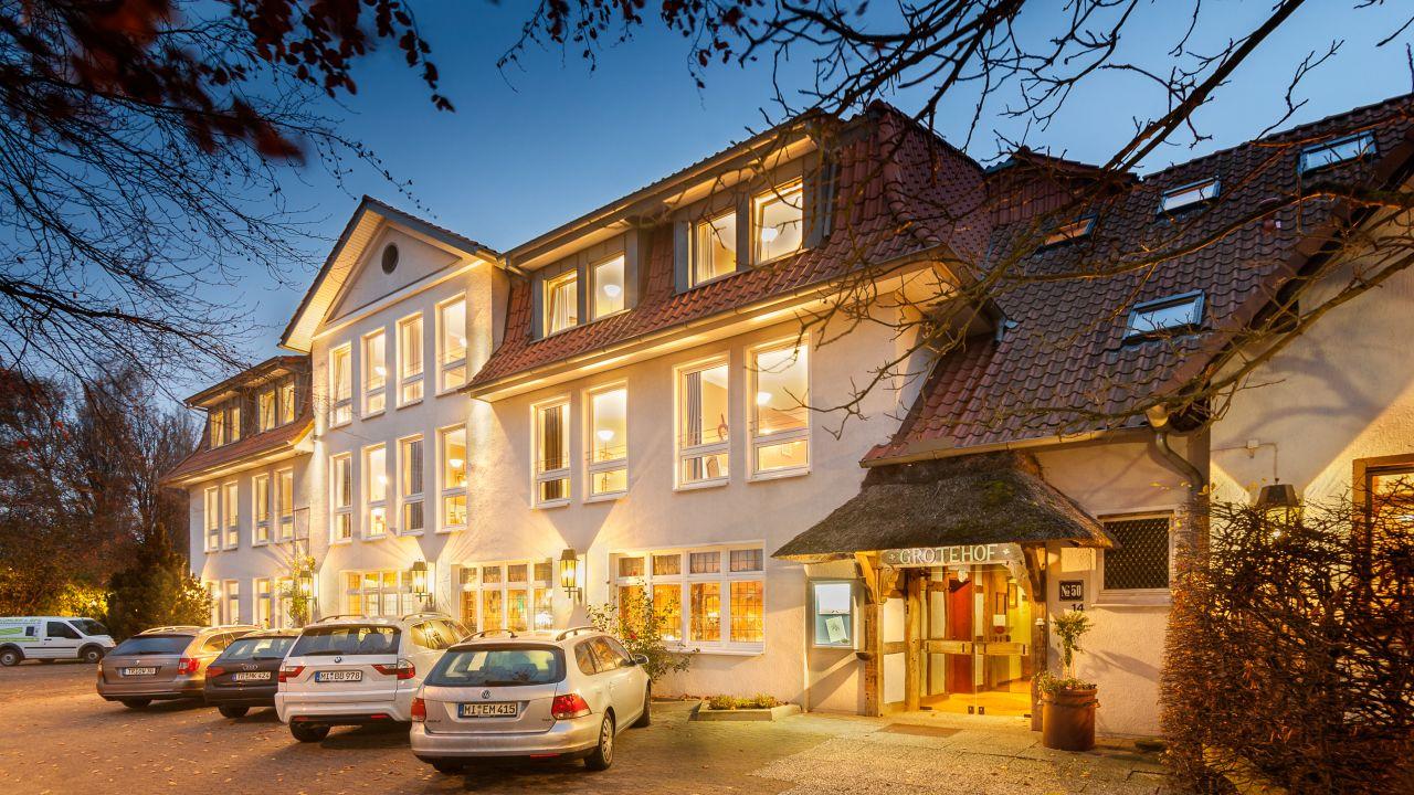 Hotel Altes Gasthaus Grotehof Minden Holidaycheck Nordrhein