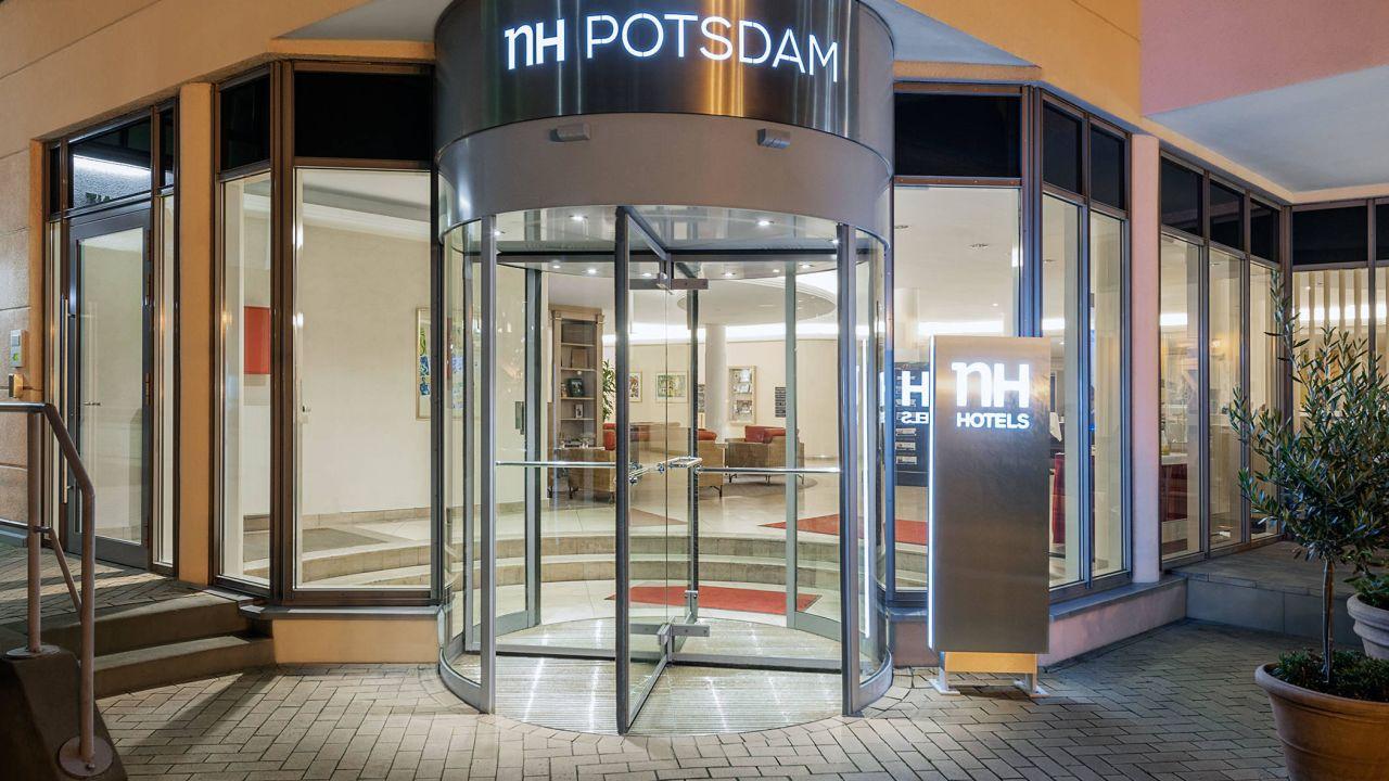 Nh Hotel Potsdam Bewertung