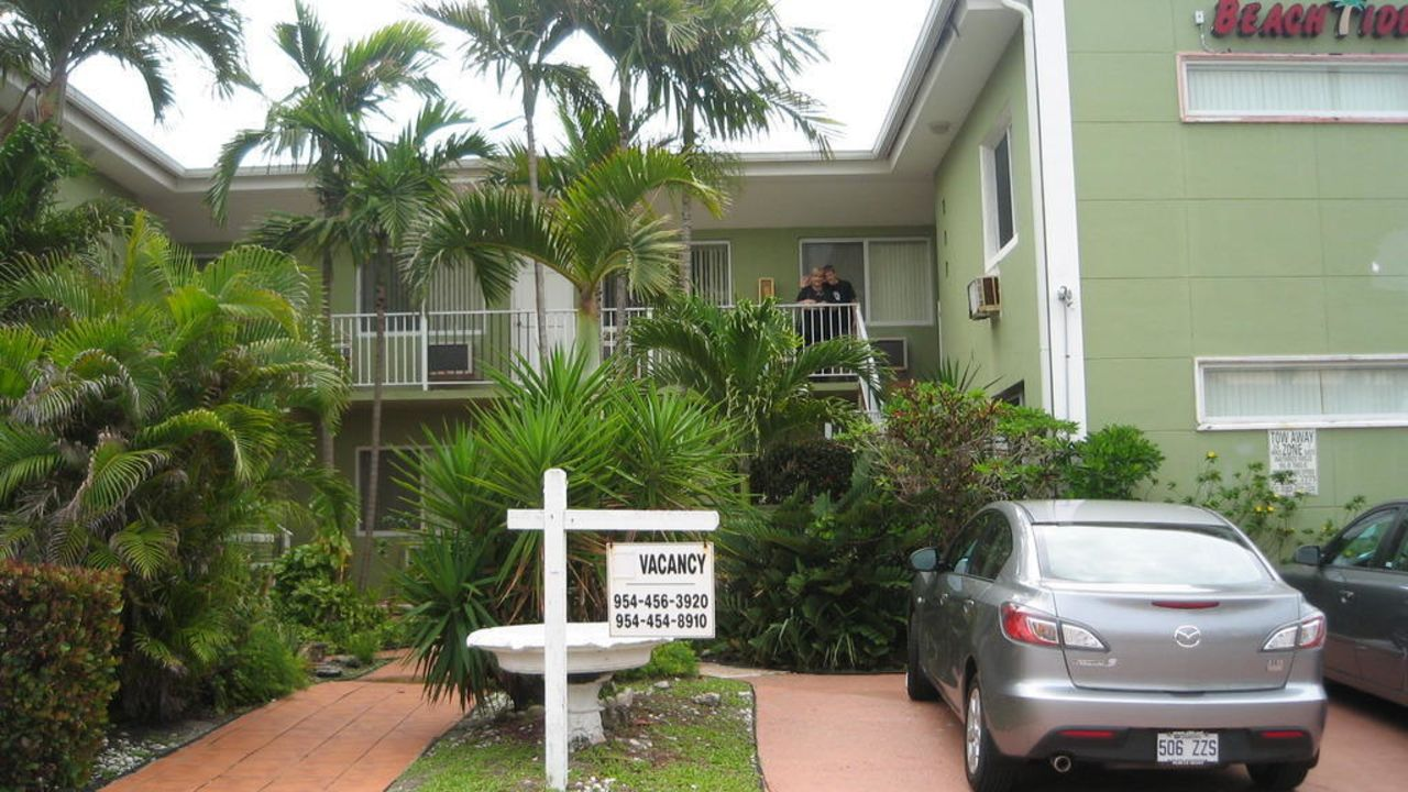 Beach Tide Motel Apartment Hollywood Holidaycheck Florida Usa