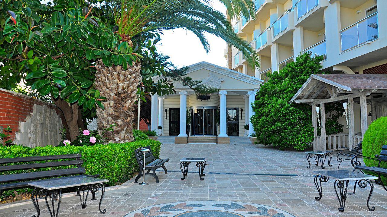 Holidaycheck Hotel Thalia Beach Resort