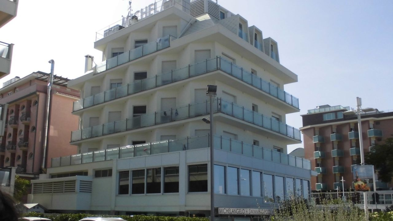 Hotel michelangelo riccione u2022 holidaycheck emilia romagna italien