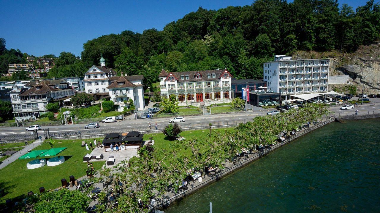 Hotel Seeburg Swiss Quality Luzern Holidaycheck Kanton Luzern