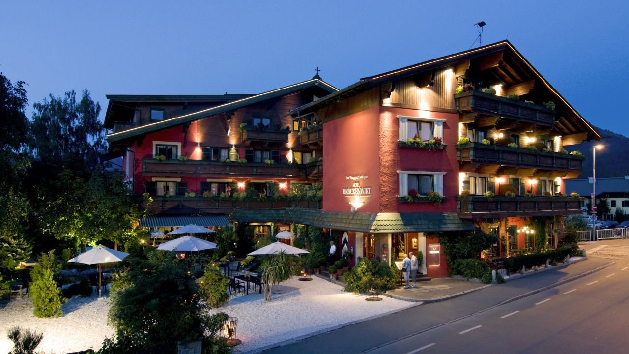 Boutique hotel bruggwirt st johann in tirol for Design boutique hotel tirol