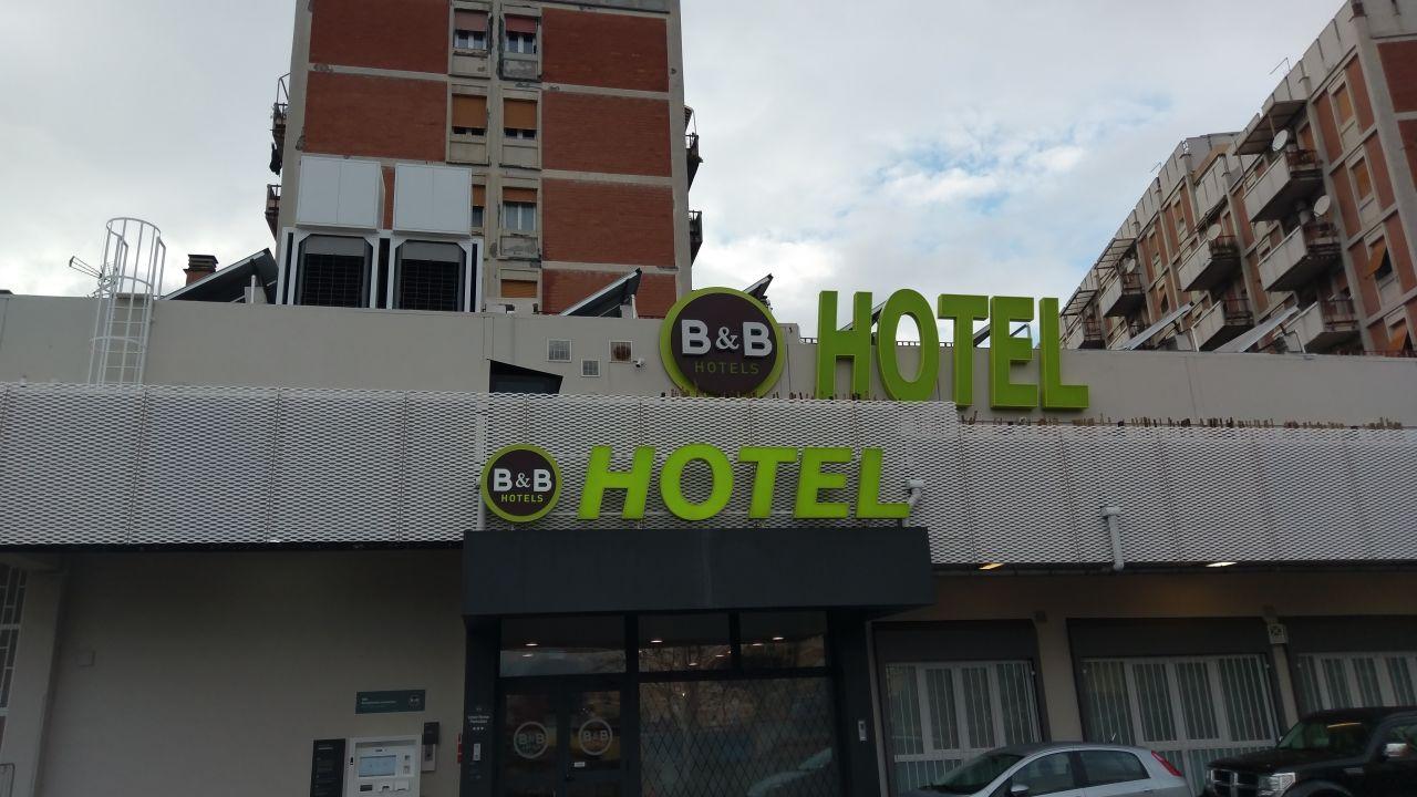 B B Hotel Roma Pietralata Tiburtina Rom Holidaycheck Latium Italien